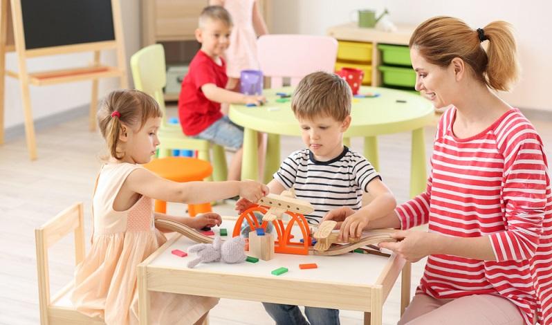 Wer eine Kita bauen und dabei keine Elterninitiative beteiligen möchte, kann auch jede andere Rechtsform wählen.  ( Foto: Shutterstock-Pixel-Shot)