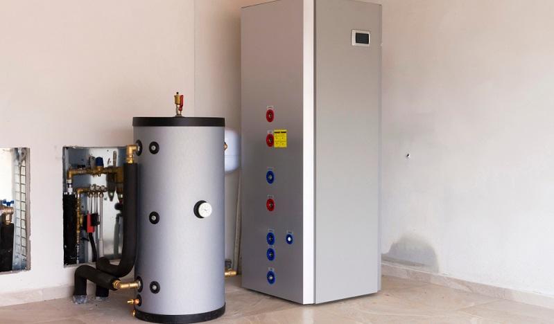 Damit im Inneren des Hauses die gewünschte Temperatur erreicht werden kann, sind einige Wärmepumpen zusätzlich mit einem Heizstab ausgestattet. (Foto: Shutterstock-caifas )