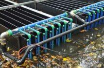 MEFA water Wasserwärmetauscher: Aquathermie revolutioniert den Hausbau (Foto: MEFA energy systems)